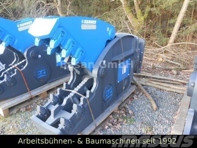 [Other] Abbruchschere Hammer RH20 Bagger 15-22 t