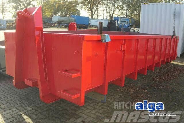 [Other] alga, Abrollbehälter, 15m³, Sofort verfügbar,NEU