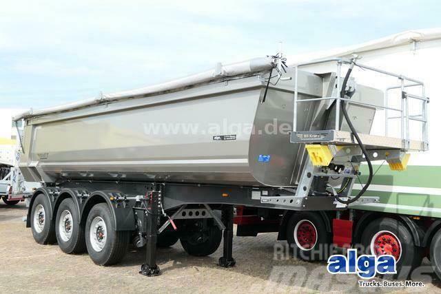 [Other] alga, Stahl, 25m³, Hardox, SAF-Achsen, Luft-Lift