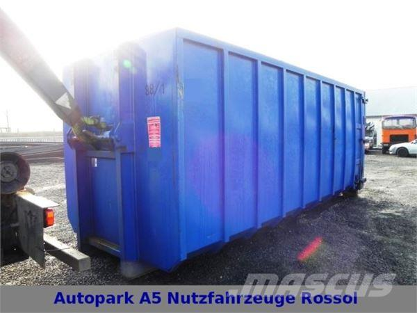 [Other] Andockcontainer Presscontainer 32m³