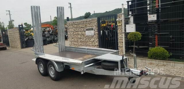 [Other] Baumaschinentransporter mit Rampen 2700 kg