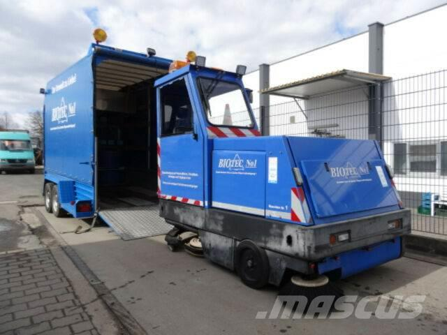 [Other] Biotec No1/Ölspurbeseitigungsmaschine + Anhänger