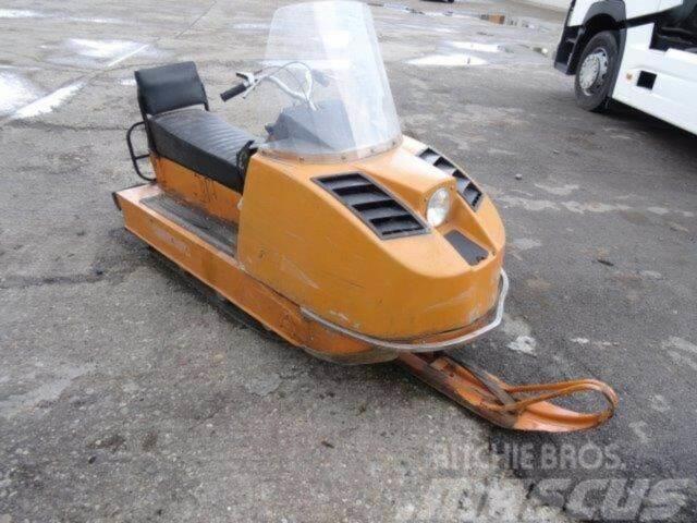 [Other] BURAN C640, snowmobile