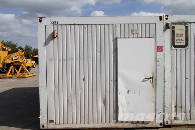[Other] Bürocontainer / Baustellencontainer