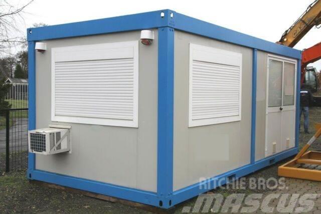 [Other] Bürocontainer / Verkaufscontainer Klima Heizung