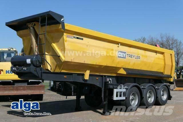 [Other] Ceytech Cey, Stahlmulde, 3-Achser,26m³,Luft-Lift
