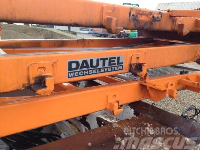 [Other] Dautel- Wechselsystem Rahmen