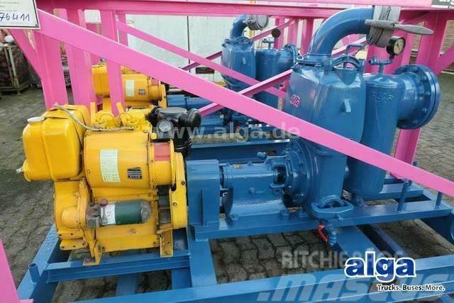 [Other] DIA SZ 125/Pumpe/Hatz/Wasser/Kreiselpumpe
