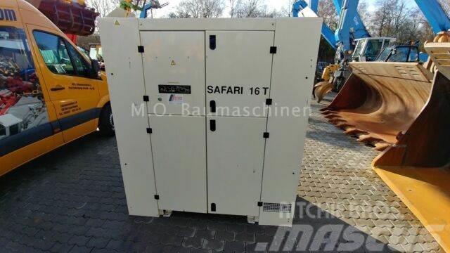 [Other] Groupe Electrogene 16 kVA Stromaggregat