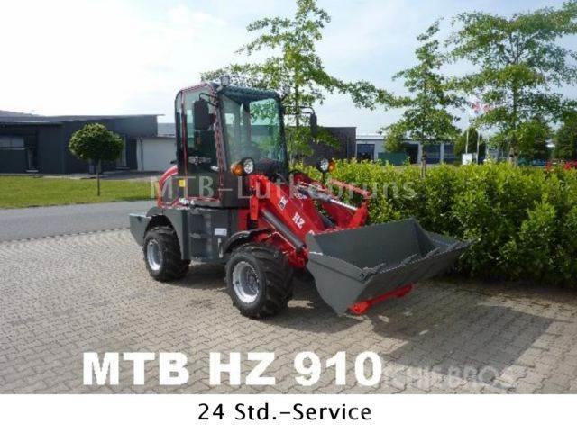 [Other] Hoflader, Hoftrac, Radlader MTB HZ 910