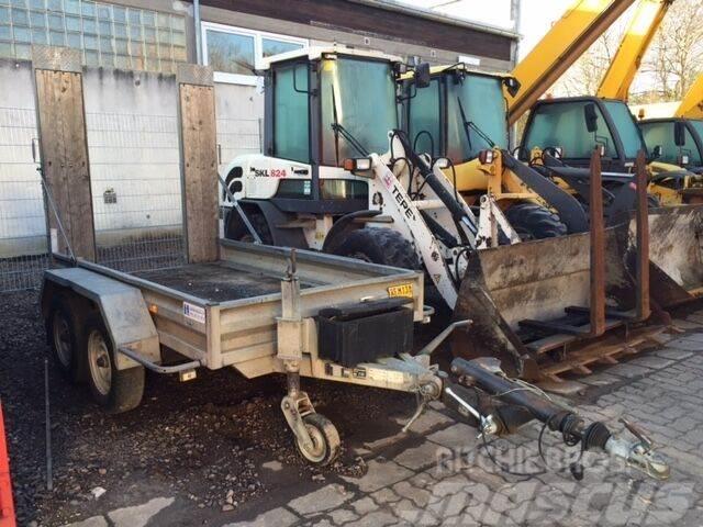 [Other] Hubriere CNT202TR Anhänger/Rampen