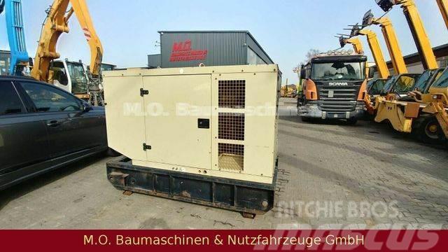 [Other] Infersollrand G 66 / 66 KVA / Stromgenerator /