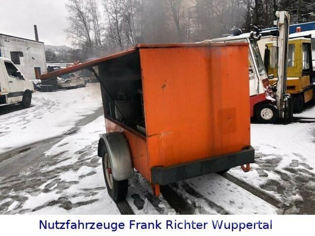 [Other] Kompressor Ecoair,8,1 m³, Deutz 4 Zyl.Motor,TOP