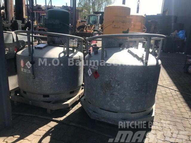 [Other] Kraftstofftank 995 Liter