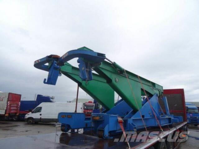 [Other] KWD KM-20 Container manipulator, vin 001