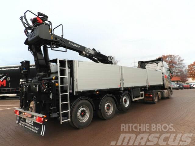 [Other] Lagerfahrzeug Baustoff Heck Kran Lenkung