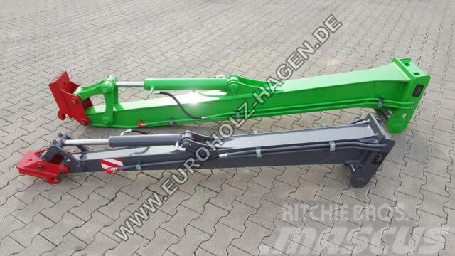 [Other] Lange Arm für Minibagger MS 01 MS 03 Ausleger
