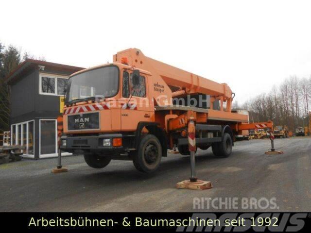 [Other] LKW-Arbeitsbühne MAN 18.272/Ruthmann T400,AH 42m