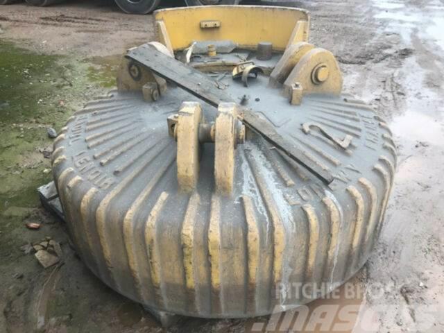 [Other] Magnet Platte 5 Tonnen