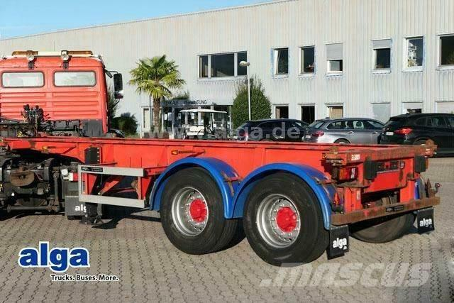 [Other] MKF CS 20/ 5x auf Lager/Containerchassis/20 Fuß