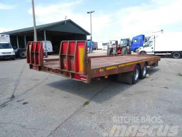 [Other] MOS trailer, hydraulic kipper, vin 739