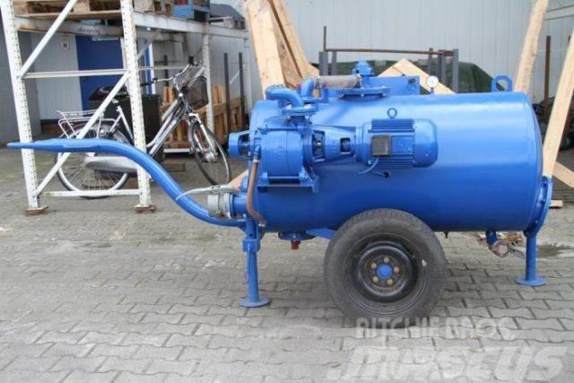 [Other] Pracht PS-E220 - Schmutzwasserpumpe, gebraucht