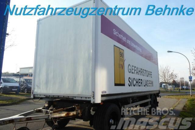 [Other] SAXAS AKD 71-18 Koffer 7m/ Nutzl. 12,6t/ MBB LBW 1
