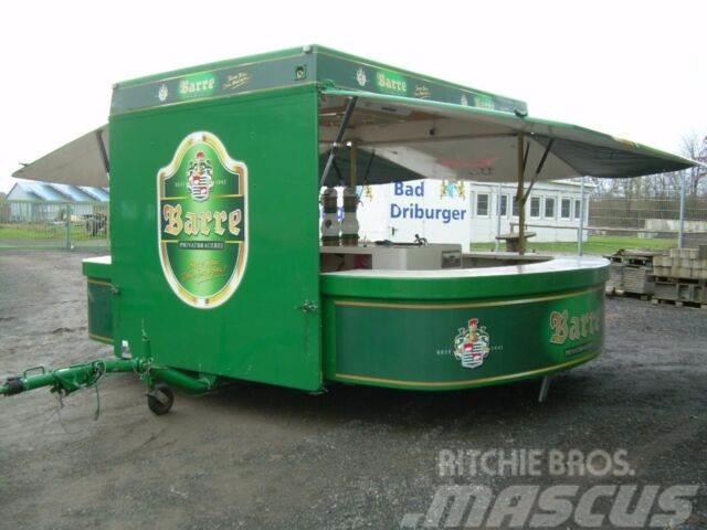 [Other] Schank - Getränke Verkauf Bierwagen Barre Bräu