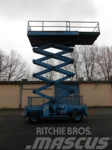 [Other] Scherenbühne Hollandlift Combistar B165DL254WD
