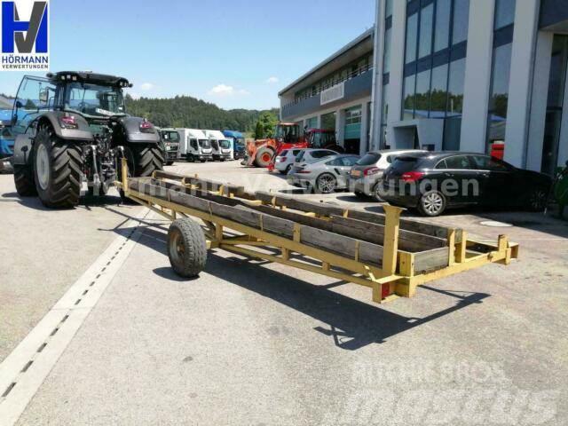 [Other] Schneidwerks- / Transportwagen, Umbau möglich