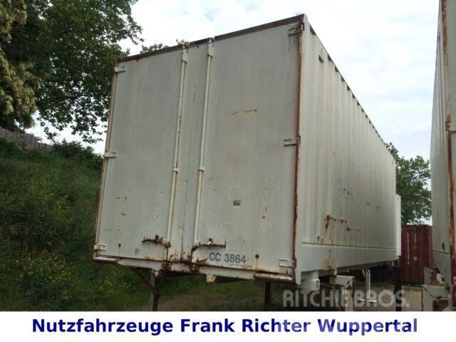 [Other] Stahlbrücken Koffer, sehr guter Zustand