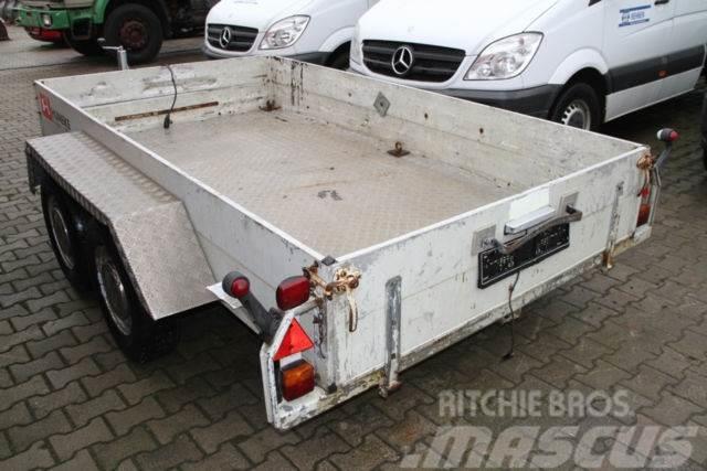 [Other] Techau KB2000 Anhänger - 1.590 kg Nutzlast