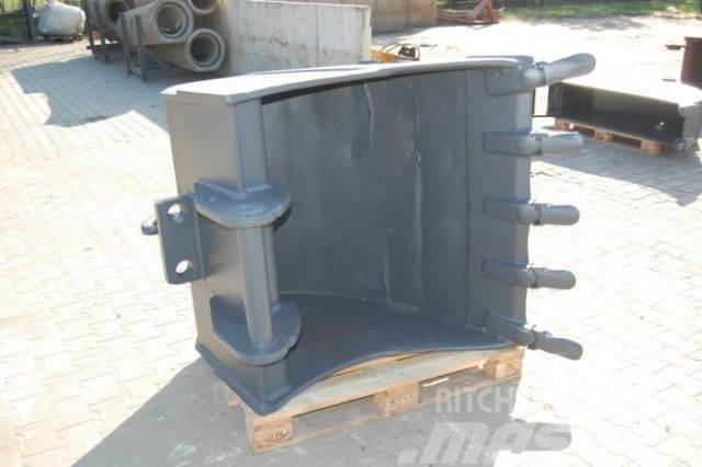 [Other] Tieflöffel - 1.200mm - MS20 - gebraucht - R1452
