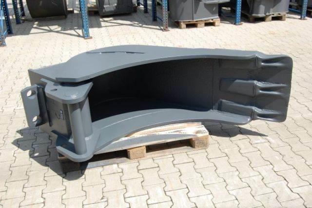 [Other] Tieflöffel - Verbaulöffel - 600mm - MS20 - R1512