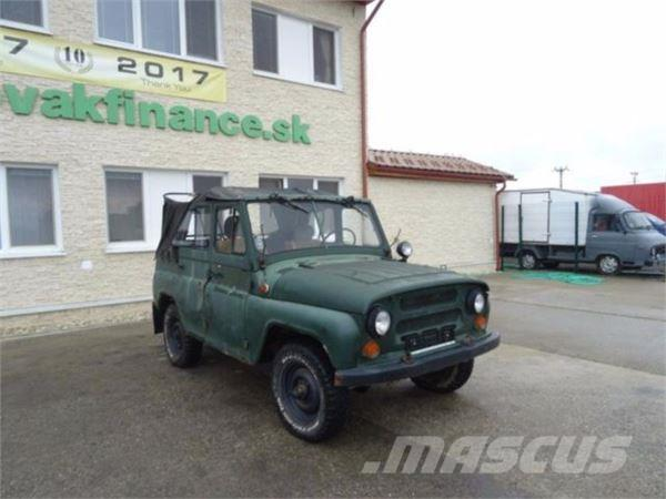uaz 469 4x4 off road manual vin 782 preis 800. Black Bedroom Furniture Sets. Home Design Ideas