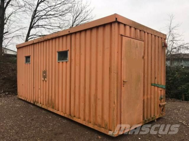 [Other] Wasch-WC-Container