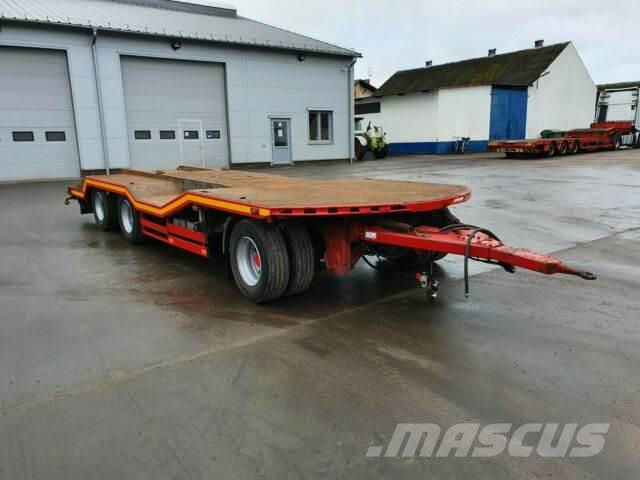 [Other] WEKA Low loader 2005 year