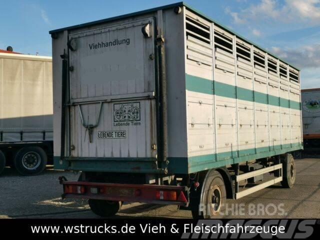 [Other] Westrick Viehanhänger 1Stock, trommelbremse