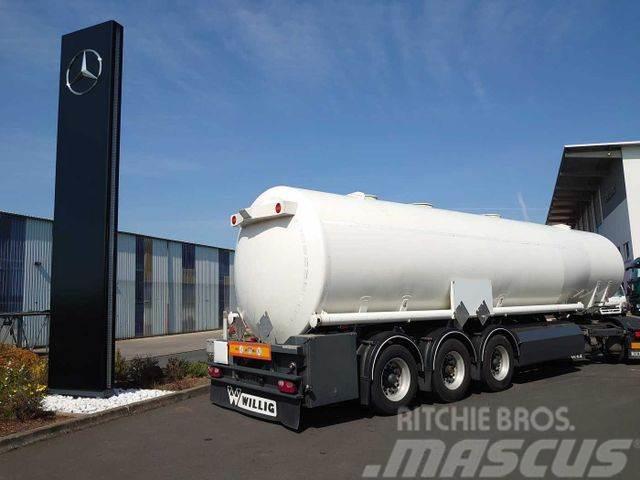 [Other] Willig 3S4305 3 Achsen 4 Kammern 43.150 Liter