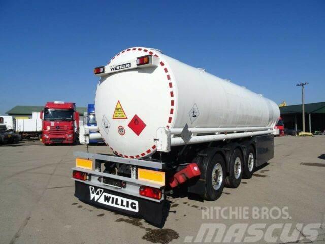 [Other] WILLIG SANZ ADR tank for Diesel ALU 41m3,vin 001
