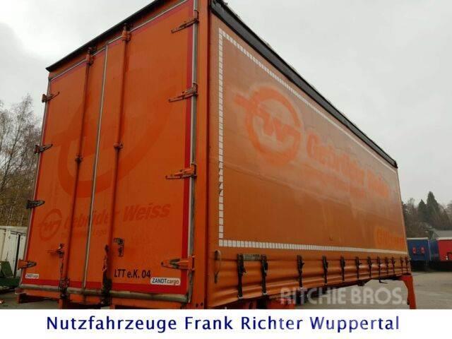 [Other] Zandt Wechselbrücke,Bj2011Edscha Curtain Sider
