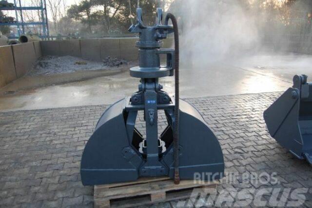 [Other] Zweischalengreifer - 600mm - Festanbau - R1406
