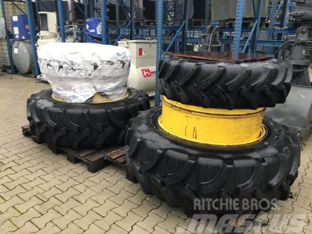 [Other] Zwillingsreifen / Reifen 340/85 R24 + 480/70 R38