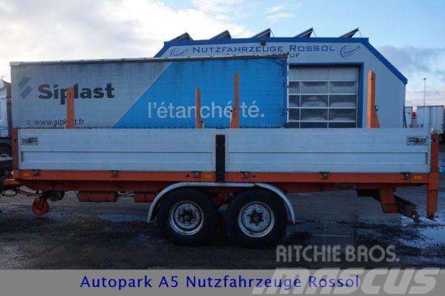 Patzke PA/NL 9,0 T Tandem Holztransporter