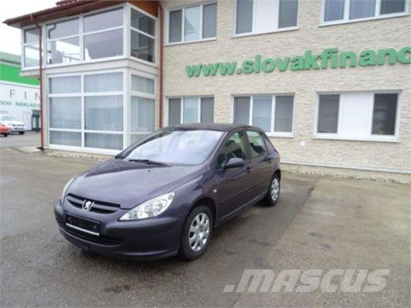 used peugeot 307 hdi 90 manual euro3 vin 433 cars year 2001 price 2 031 for sale mascus usa. Black Bedroom Furniture Sets. Home Design Ideas