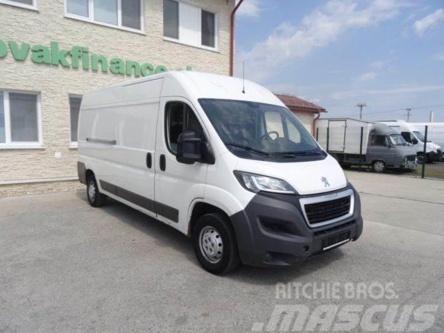 342d079e61 Peugeot -boxer-2-2-hdi-vin-256 - Panel vans