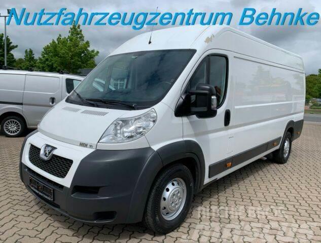 Peugeot Boxer 35 KA HDi AVANTAGE/ Klima/ CargoPaket/ E5