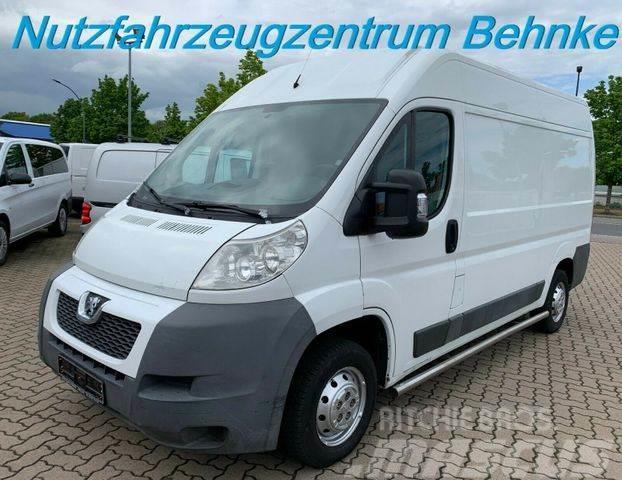 Peugeot Boxer 74kw HDi L2H2/ Klima/ Frischdienst