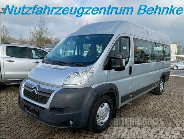 Peugeot Citröen Jumper 3.0 HDi L4H2 Bus/ 17 Sitze/ 156PS