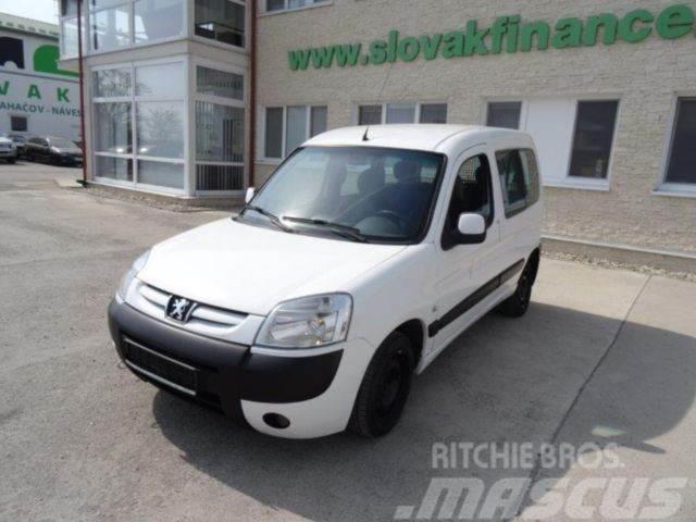 Used Peugeot Partner Kombi 1 9 Hdi Manual Vin 788 Cars border=